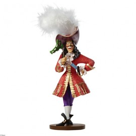 O Captain Hook Αγαλματίδιο από τη Disney Showcase Haute-Couture