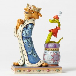 Βασιλικοί Μπελάδες για Τον Πρίγκηπα  John & Τον Sir Hiss