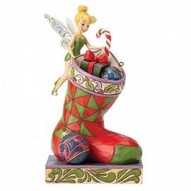 Tinkerbell Αγαλματίδιο από τη Disney Traditions και το Jim Shore- Stocking Stuffer