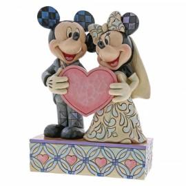 Μίκυ και Μίνι Νιόπαντροι Δύο Ψυχές Μία Καρδιά