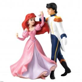 Disney Enchanting Collection Isnt She A Vision. Άριελ και Έρικ σε Αγαλματίδιο