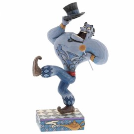 Disney Jim Shore Born Showman (Genie Figurine)