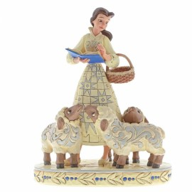 Bιβλιοφάγος Πεντάμορφη Πρόβατα Πεντάμορφη Τέρας