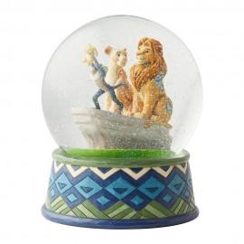 Ο Βασιλιάς των Λιονταριών Χιονόμπαλα Jim Shore