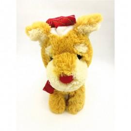 Χριστουγεννιάτικος Σκύλος που Χορεύει