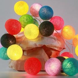 Φωτάκια Πολύχρωμα Γιρλάντα
