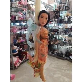 Λαμπάδα Πριγκίπισσες Disney Ποκαχόντας, Σταχτοπούτα, Τζασμίν