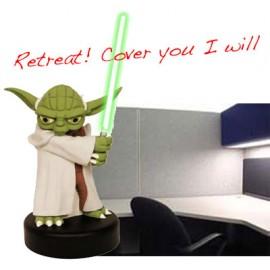 Star Wars Yoda Προστάτης Του Υπολογιστή Σας